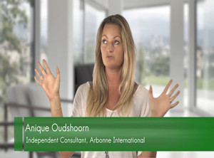 Anique Oudshoorn | Arbonne International Sales Consultant